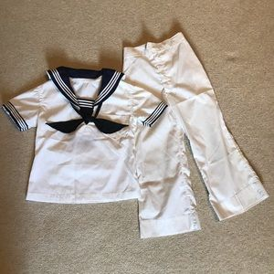 Other - Young Child's Sailor Outfit